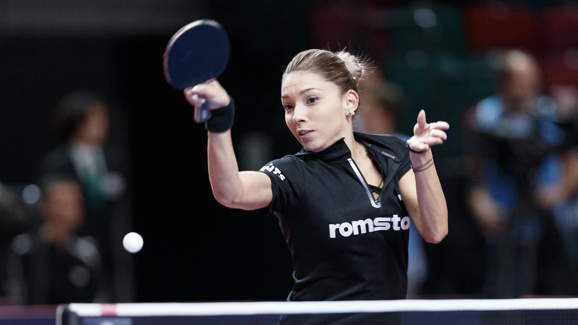 美人卓球選手スッチ「卓球は私の人生」 ETTUに決意語る