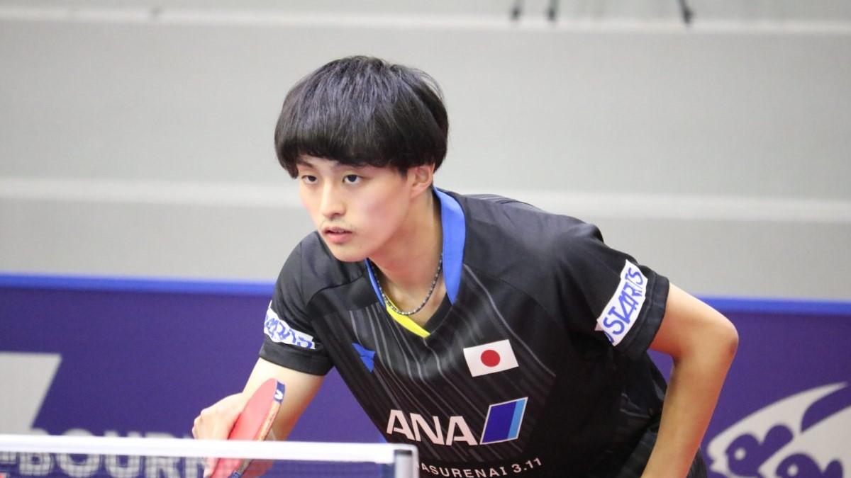 日本卓球リーグに新人選手加入 全日本複王者・三部航平、大学女王・森田彩音ら