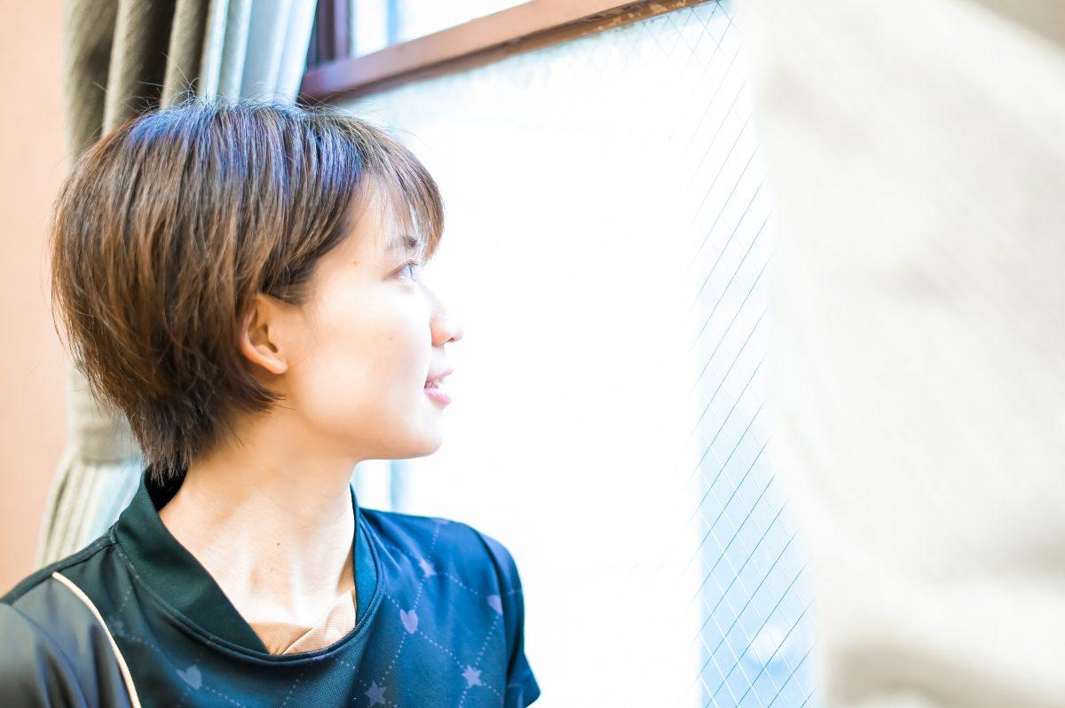 写真:加藤杏華(十六銀行)/撮影:ハヤシマコ