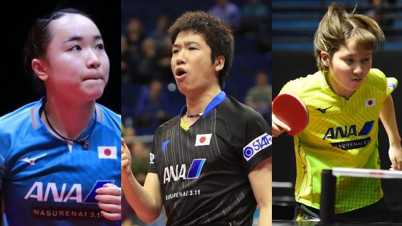 卓球選手のTwitterアカウントまとめ 伊藤美誠、平野美宇ら個性豊かなツイートを紹介!