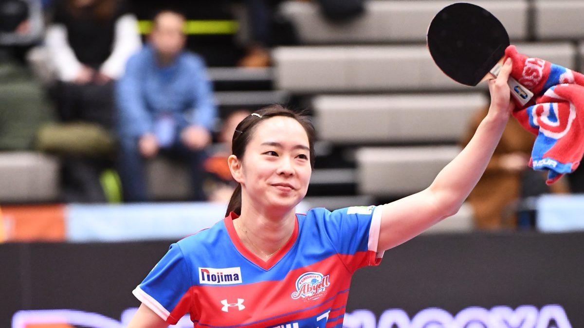 【今週の日本の卓球】Tリーグ契約更新 水谷、丹羽、石川らが自由交渉可能選手に