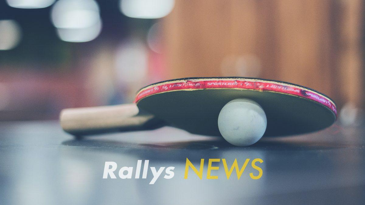 日本卓球リーグ・前期三重大会の開催中止を発表
