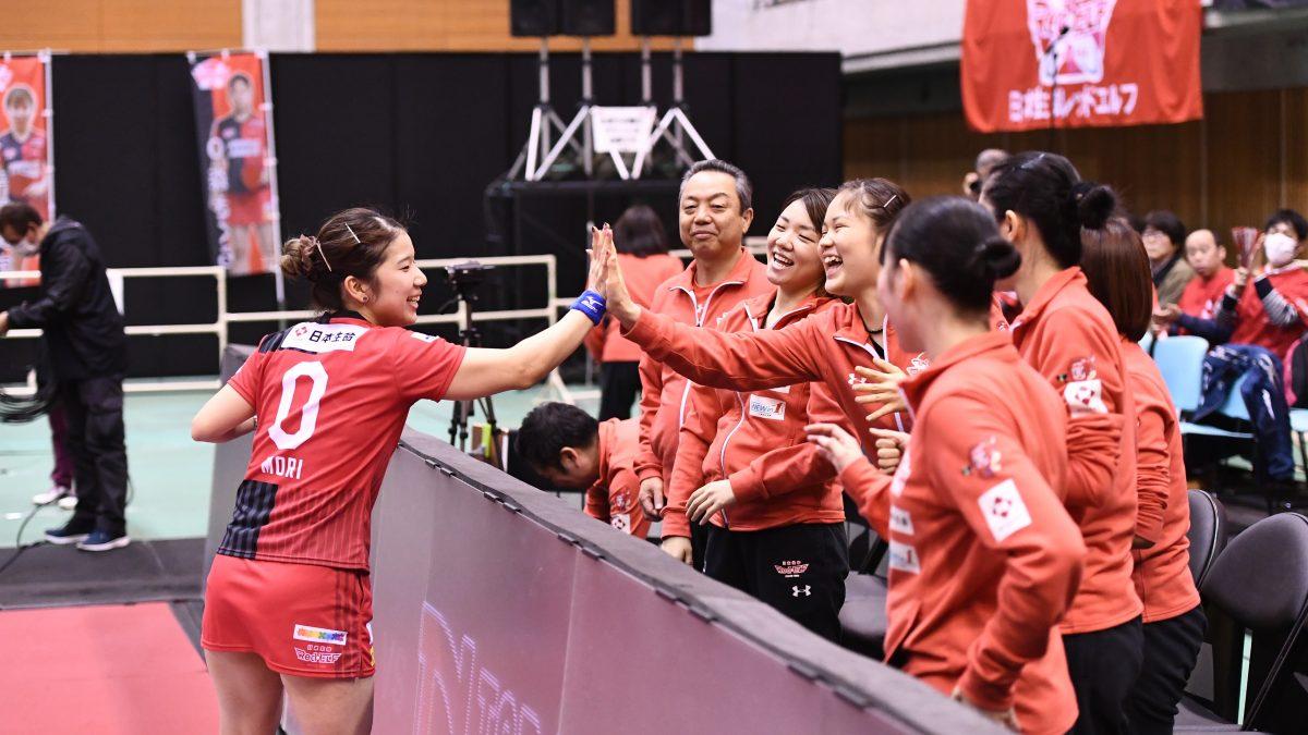 【今週の日本の卓球】TリーグMVP発表、3rdシーズンは11月開幕へ