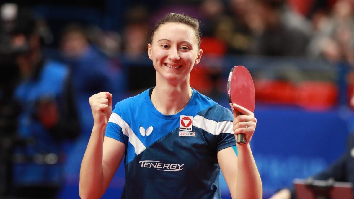 180cmの美女卓球選手・ポルカノバ「励ましをありがとう」 術後のリハビリ経過報告