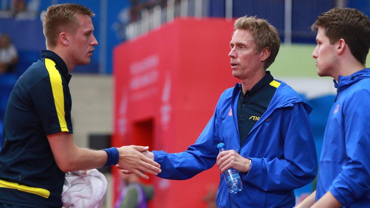 元世界王者ヨルゲン・パーソン氏、卓球スウェーデン代表監督に就任へ