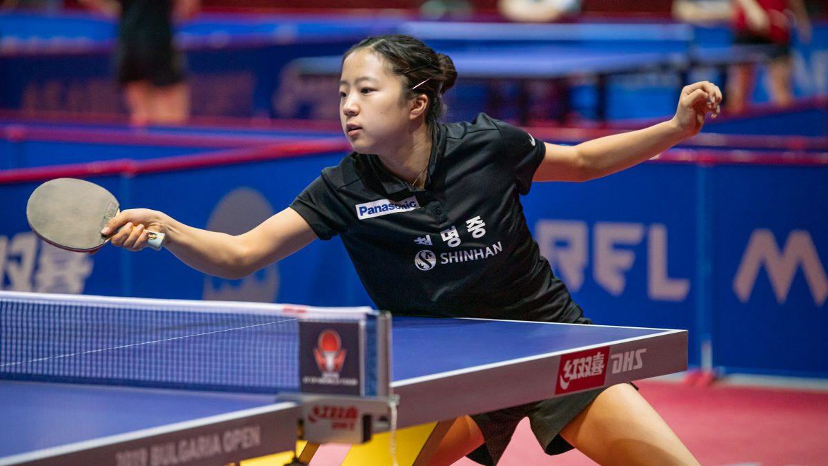 可愛すぎる韓国の天才卓球少女・申裕斌「無限の彼方へさあ行くぞ」
