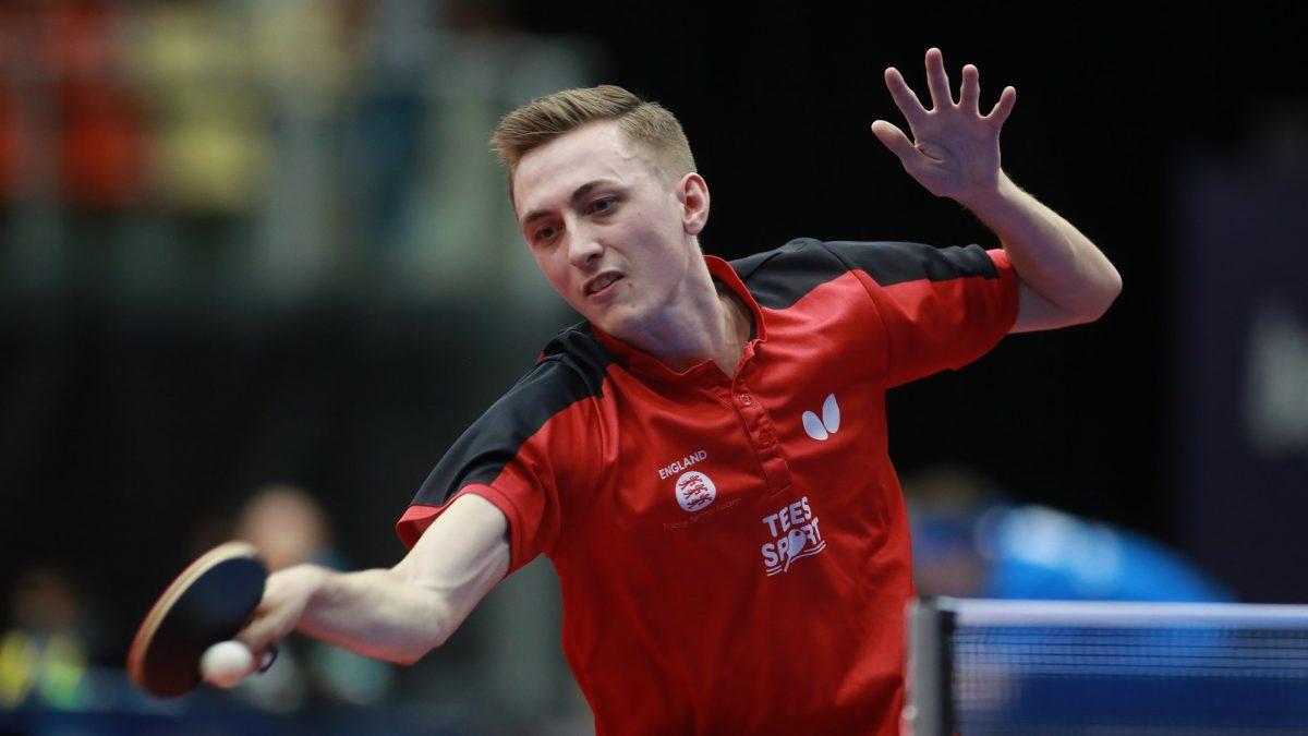 ピッチフォードら卓球イングランド代表、Zoomを活用し若手選手指導