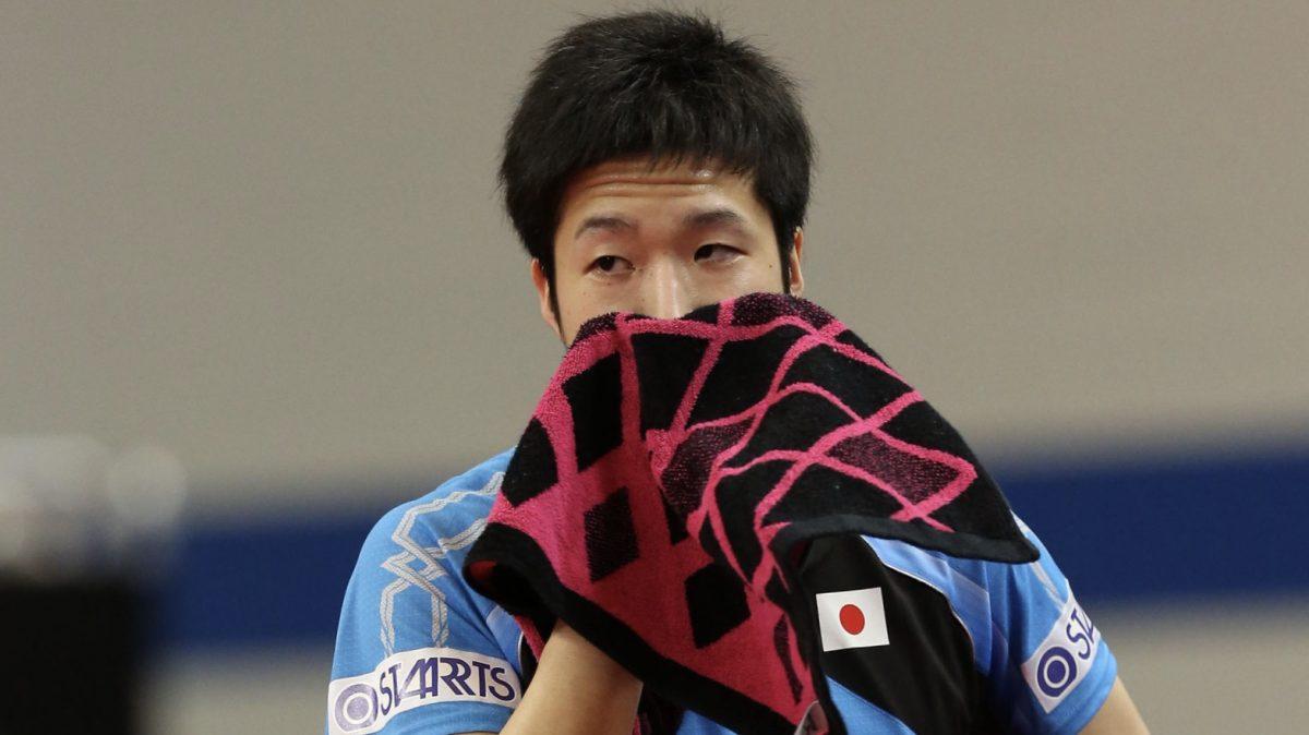 【卓球動画】「タオルタイム」に注目 選手は汗を拭きながら何を考えているのか