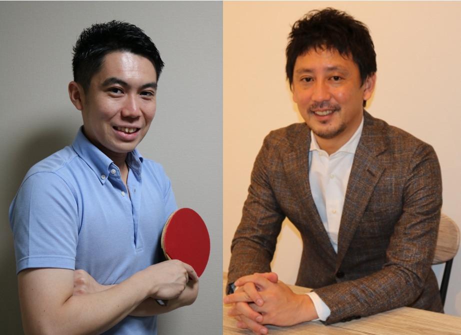 【配信予告】Rallys創業者と考える「卓球ができない今、未来に向け、何を準備すべきか?」