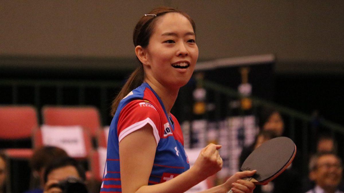 石川佳純、残り3勝で通算30勝 Tリーグ3rdシーズンで達成されそうな記録<女子編>