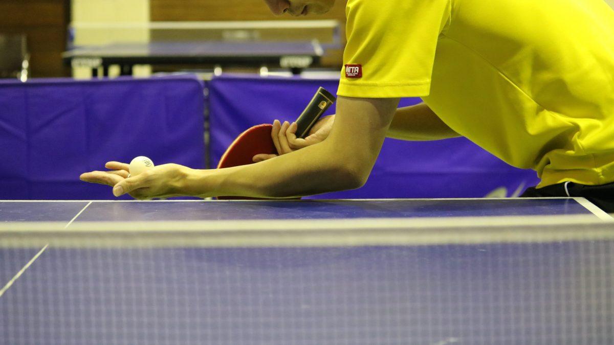 球が合わないときの対処法 クセ球使いに勝つために|頭で勝つ!卓球戦術