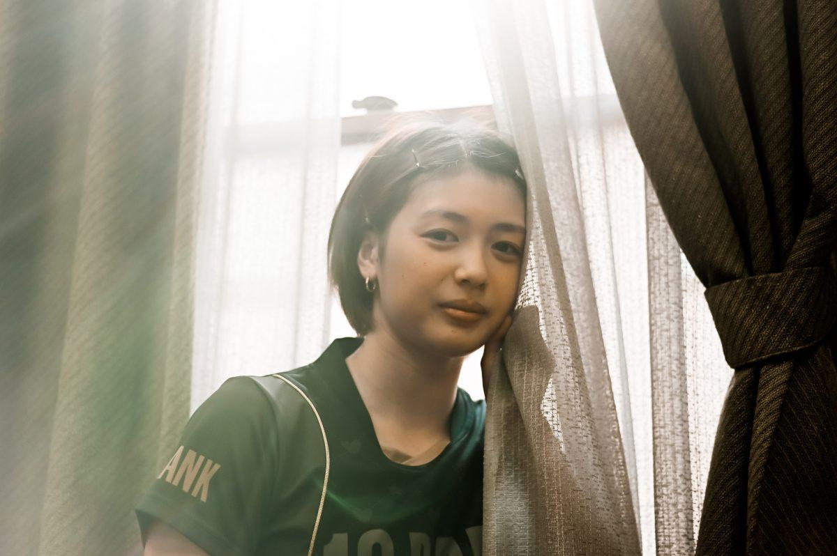 写真:山本怜(十六銀行)/撮影:ハヤシマコ