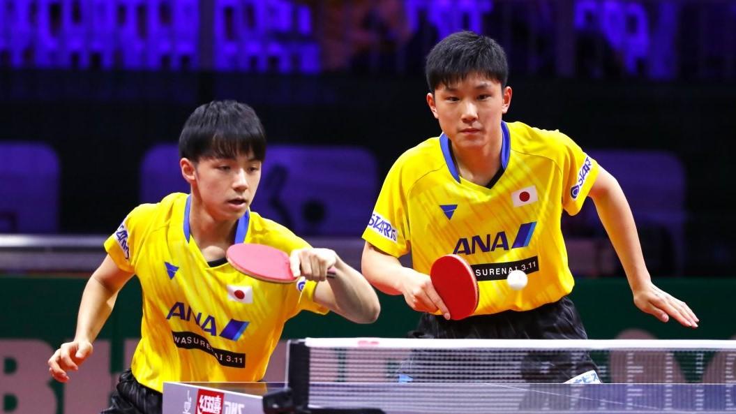 ITTF、世界を驚かせた張本智和/木造勇人をピックアップ 中国OPプレイバック企画