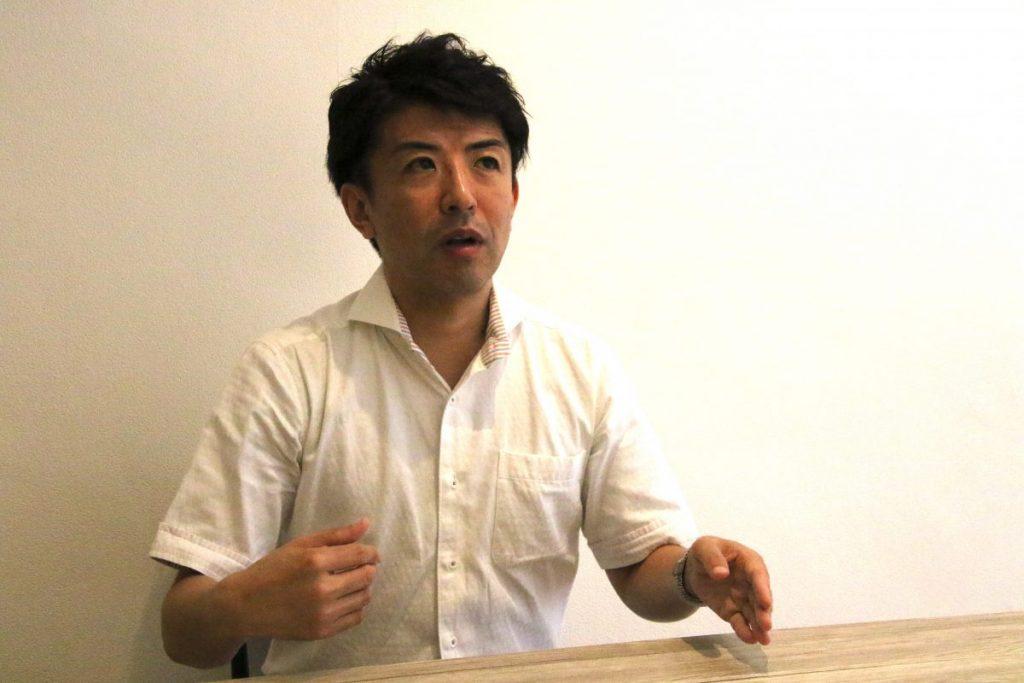 山崎雄樹アナウンサー