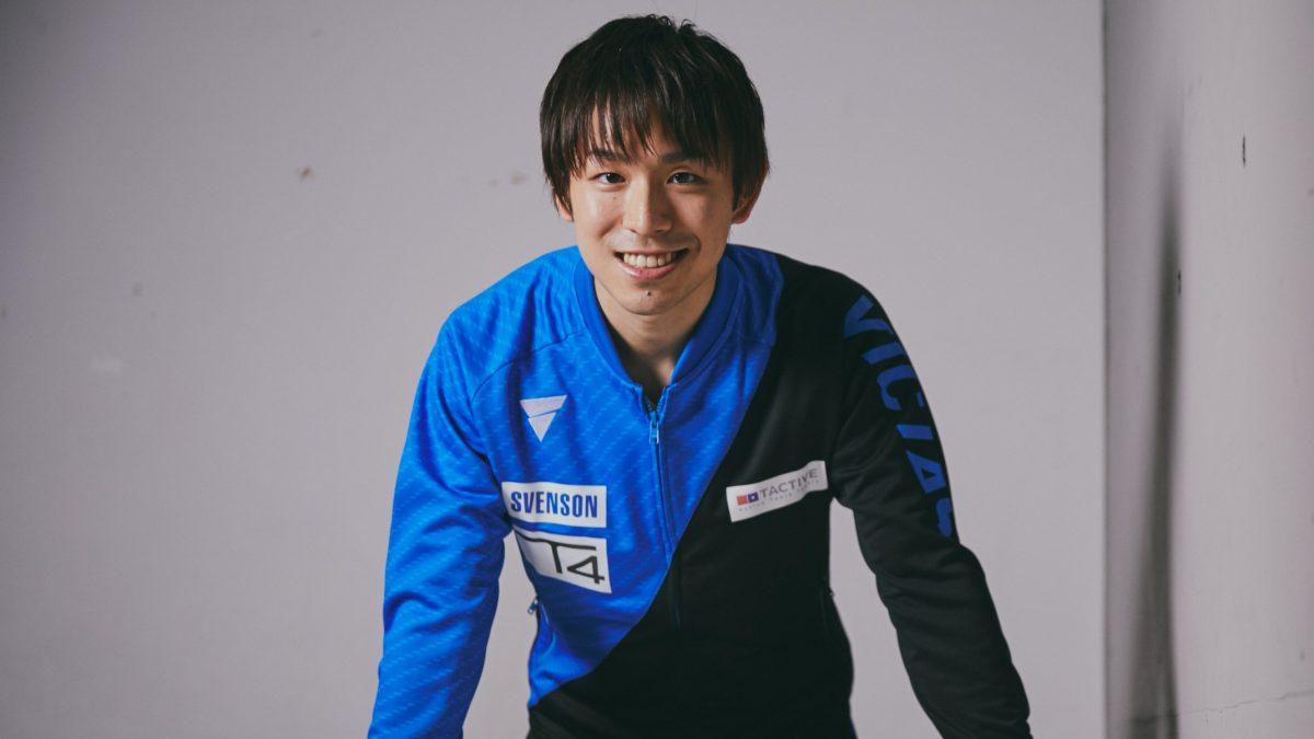 卓球東京五輪代表・丹羽孝希「これからは父として」第1子女児誕生を報告