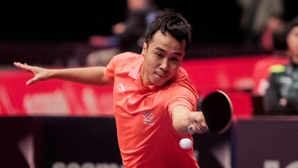 元中国代表左腕、2勝の活躍 ザールブリュッケンがV<卓球 ブンデスリーガ>