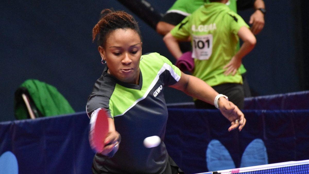 ナイジェリアの45歳・2児の母、7大会目の五輪出場へ 女子選手初の快挙