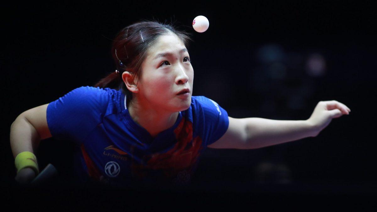 卓球中国代表、約3ヵ月間のマカオ合宿終了へ 8月に国内試合の再開目指す