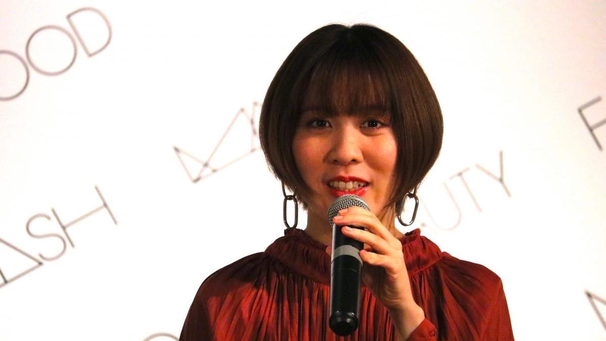 写真:平野美宇/撮影:ラリーズ編集部
