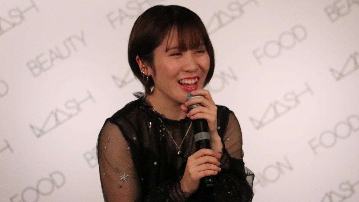 平野美宇、黒のワンピース姿で新年の挨拶 「大人っぽくもあり可愛い」と話題に