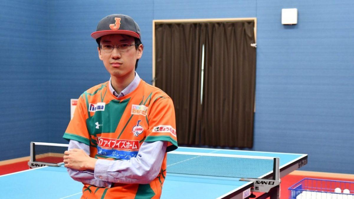 【予告】卓球の応援に魅了された男・Mr.J 試合がない今、何を思うのか