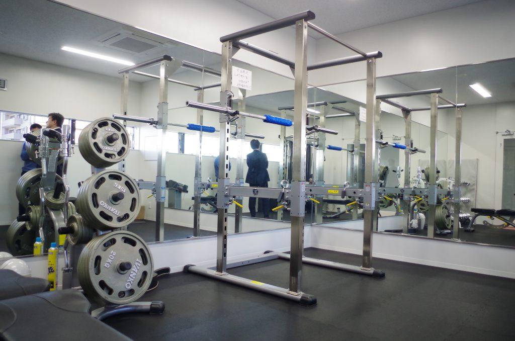 写真:シチズン時計トレーニング場(2019年1月撮影)/撮影:寺西ジャジューカ