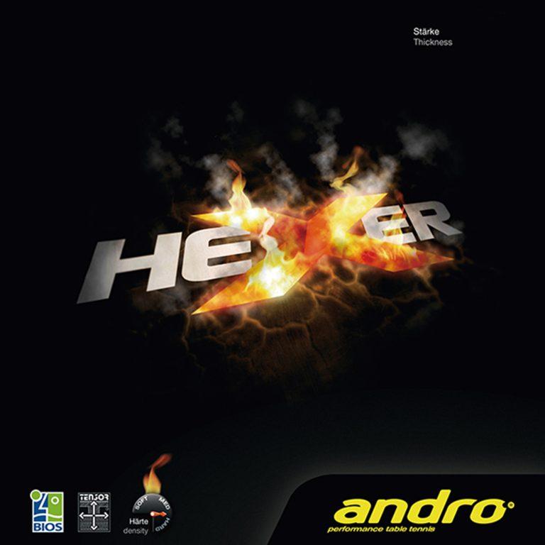 ヘキサーシリーズ徹底検証 名作卓球ラバーとして売れ続くのはなぜ?