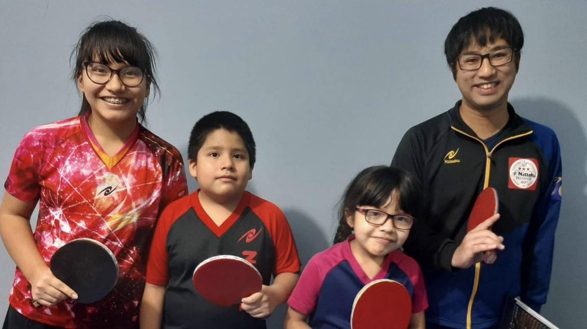【予告】県大会2回戦負けの男がペルー卓球代表コーチになるまで