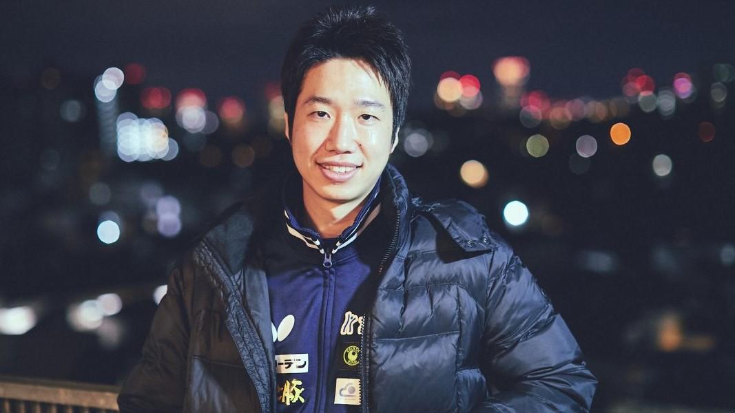 水谷隼、高校生にエール 「好きな卓球をずっと続けていくことが大事」