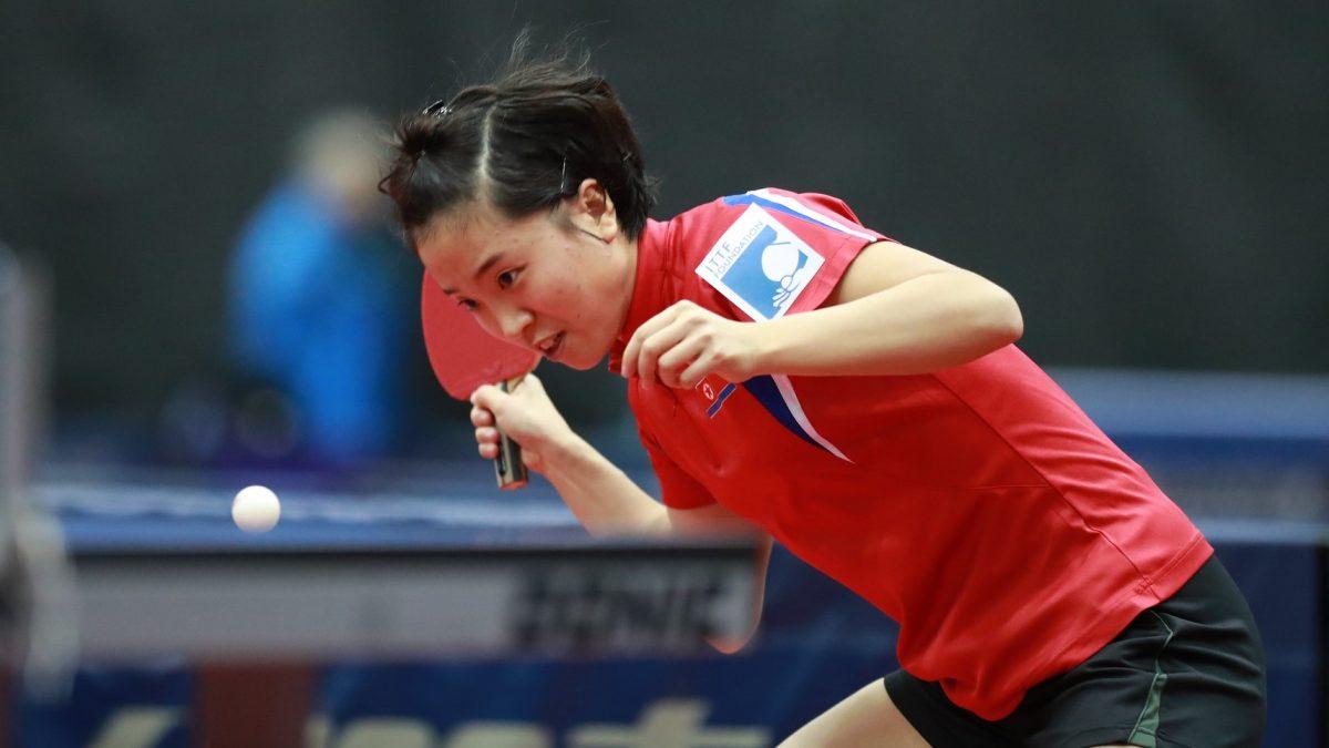 「2021年卓球界をリードする国の1つ」 ITTF、北朝鮮女子を評価