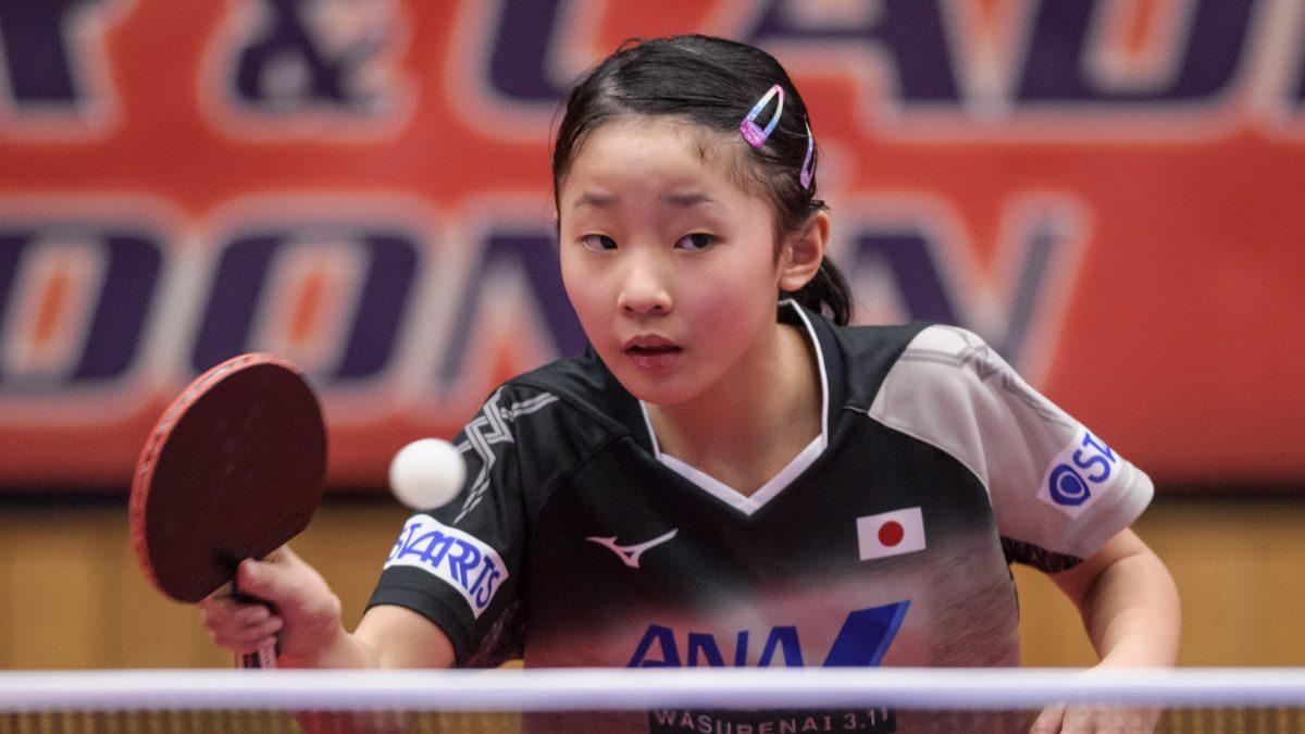 全日本卓球選手権大会ホープス・カブ・バンビの部 歴代優勝者一覧