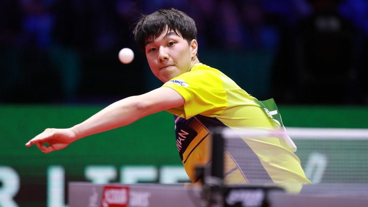 【Tリーグ】大型補強の琉球、世界卓球3位の20歳・安宰賢を獲得