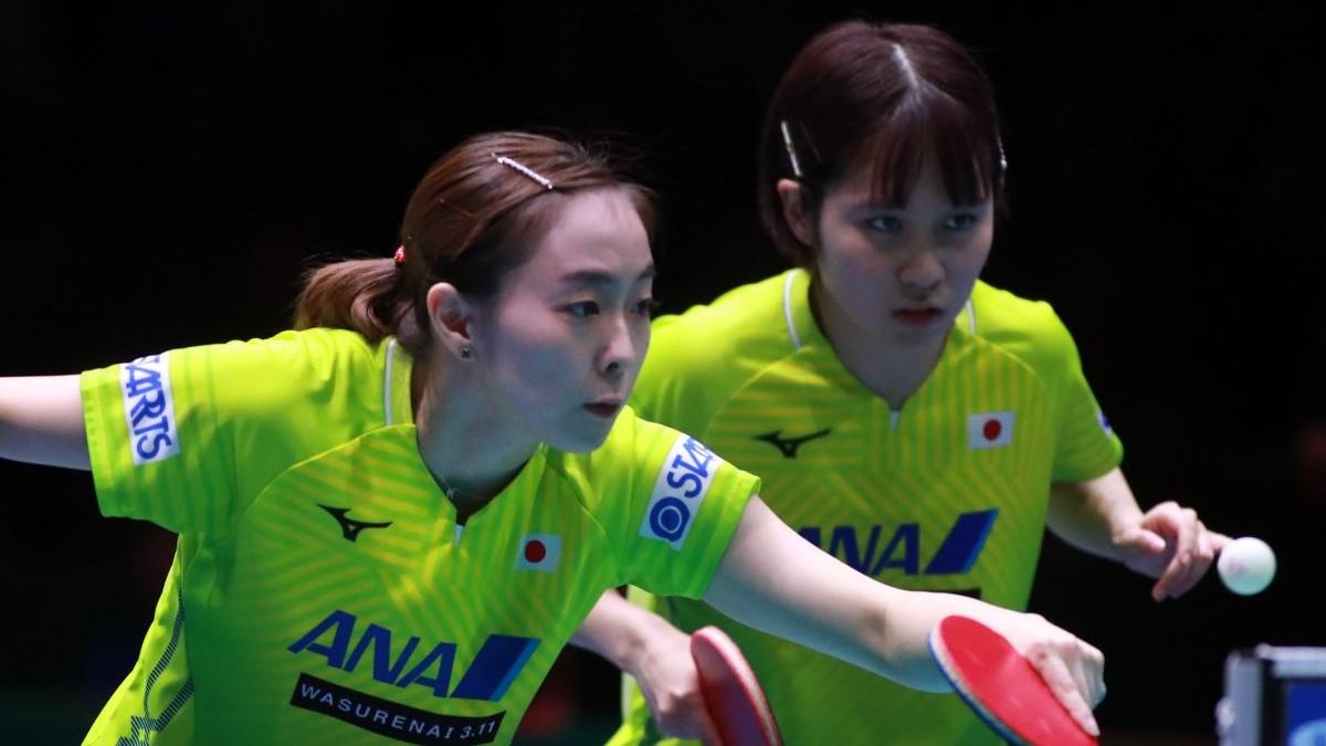 石川佳純、平野美宇がオールスター出場決定 世界卓球代表10選手中8選手が参戦