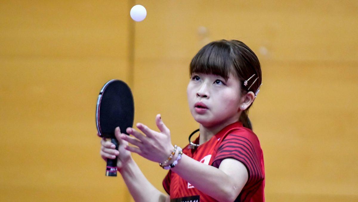 世界選手権銅・古川ら3選手、知的障がいクラス11のパラ五輪卓球日本代表に内定