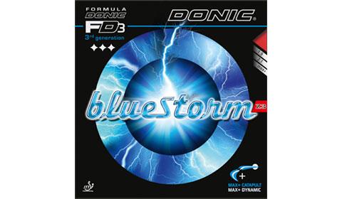 【卓球ラバー】ブルーストームシリーズを徹底分析 ブルーのDONICから新シリーズ!