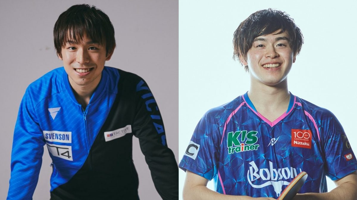 写真:丹羽孝希(写真左)・森薗政崇/撮影:伊藤圭