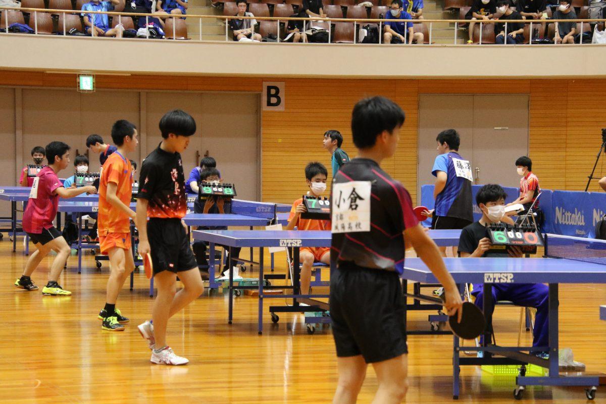 写真:京都府下の高校が参加し、熱戦を繰り広げた/撮影:ラリーズ編集部