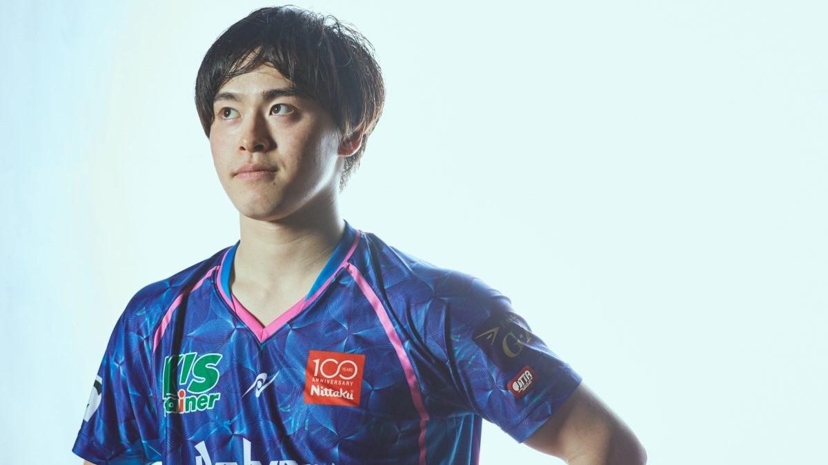 卓球日本代表・森薗政崇、ジャンクSPORTSに続き家でも「ゾノる」