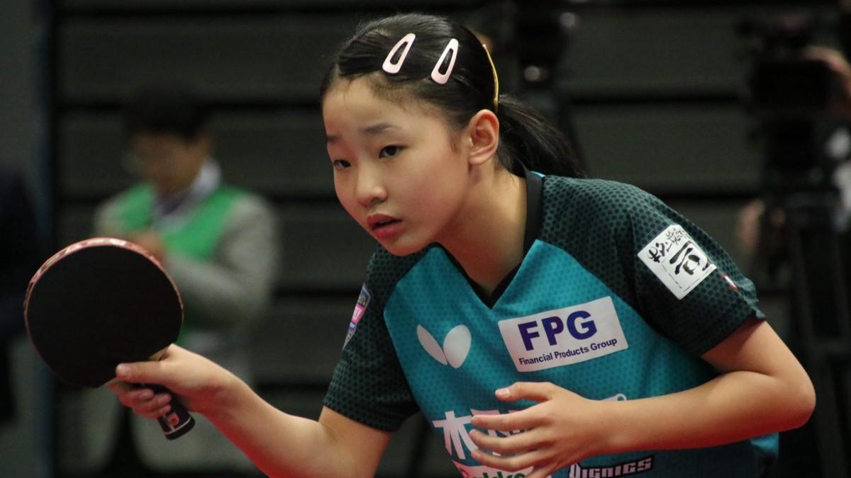 張本美和、小塩悠菜ら10名 2020年度卓球ホープスナショナルチーム選手発表