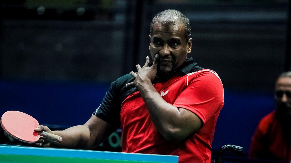 アフリカパラ卓球界のレジェンド、男子史上初5度目のパラ五輪へ