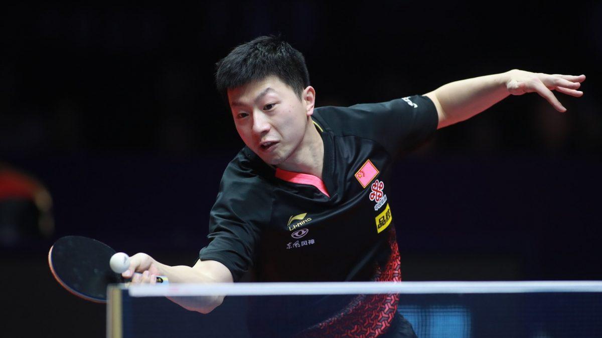 卓球中国代表、東京五輪模擬大会の参加選手発表 本番さながらのハイレベル
