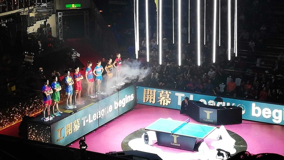 Tリーグオールスター、試合形式決定 男女日本代表が対決する変則マッチも