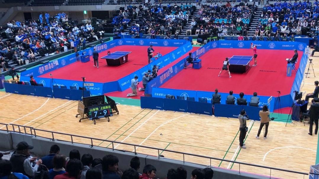 日本卓球リーグ、後期リーグ実施決定 11月に熊本で開催予定