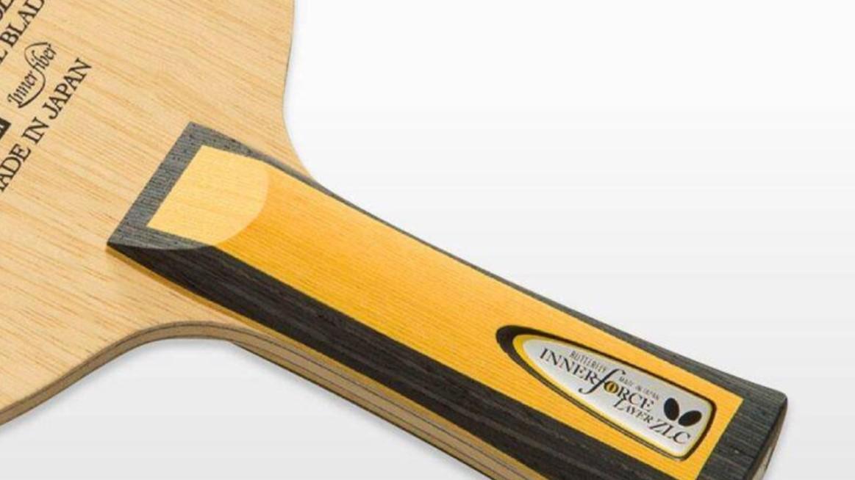 【卓球】インナーフォースシリーズ徹底分析!BUTTERFLYの大人気ラケットシリーズ