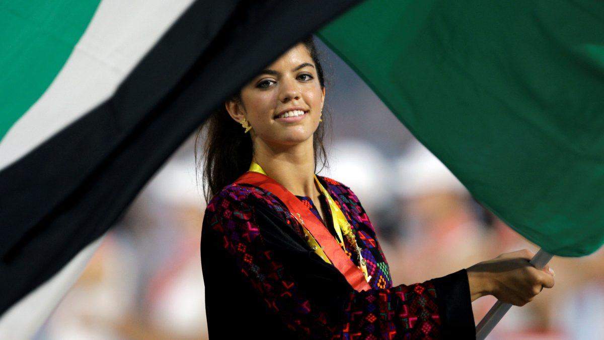 ヨルダンの王女、ITTF財団理事に就任 北京五輪で旗手務めた元代表選手