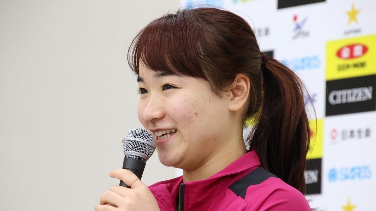 伊藤美誠、貴重な私服姿にファンから反響「大人っぽくて素敵」