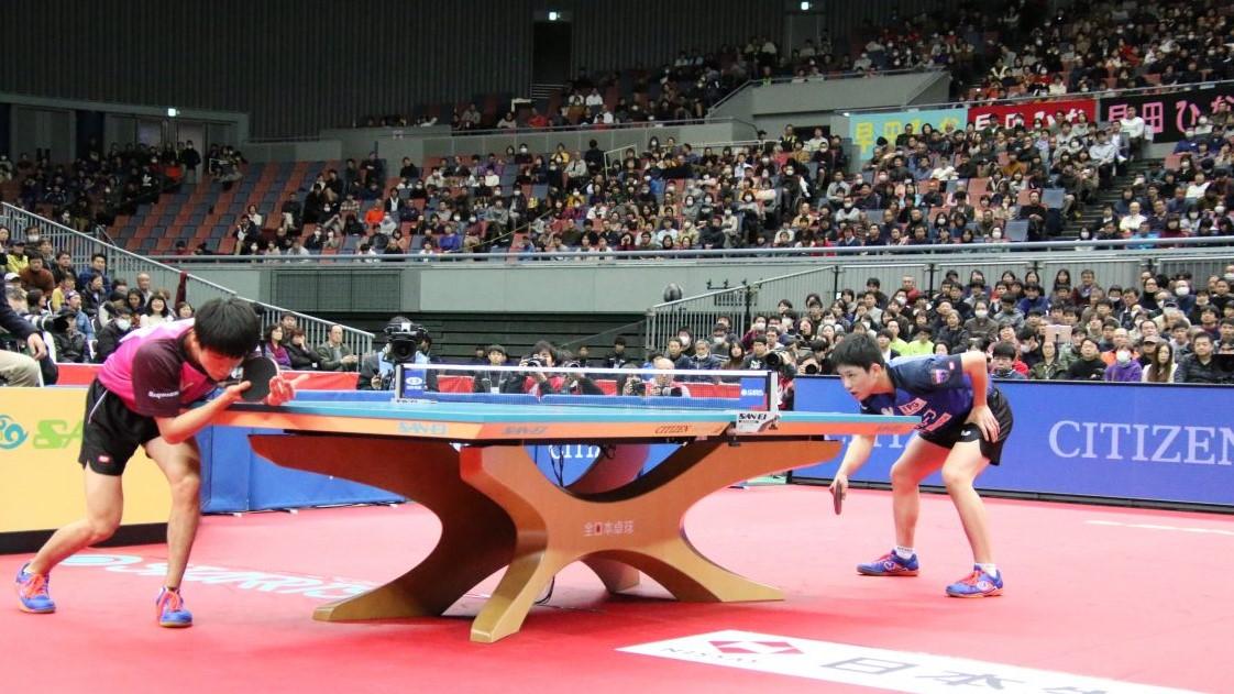 2020年全日本選手権