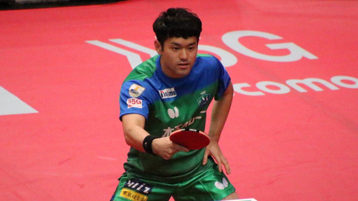 Tリーグ選抜が日本代表に勝利 合言葉は「及川に回せ」<卓球オールスタードリームマッチ>