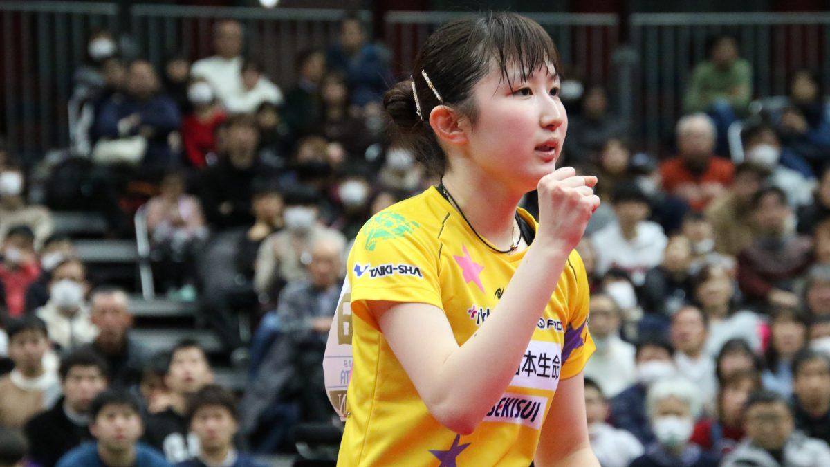 【今週の卓球】2021年全日本選手権の無観客開催決定