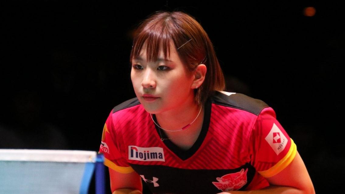 【予告】前田美優インタビュー 卓球の楽しさを知り、プロへと成長を遂げる物語